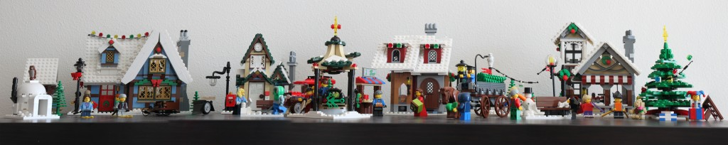 Lego Christmas VillageLego Christmas Village