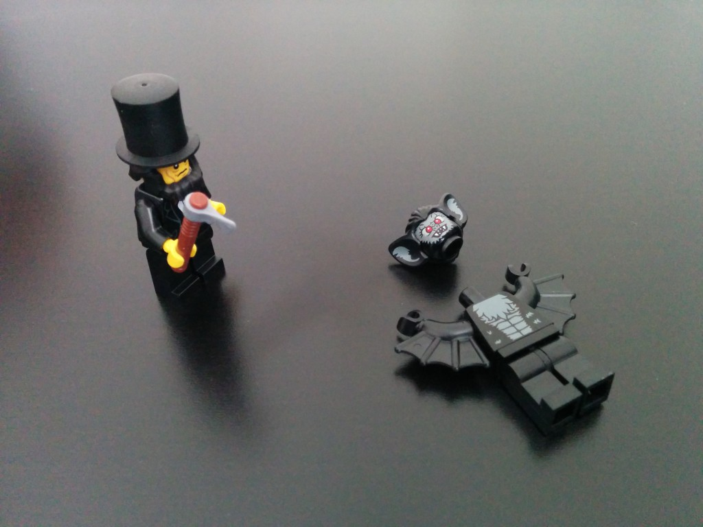 Lego Abraham Lincoln: Vampire Hunter