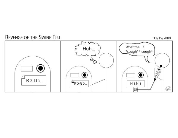 Revenge of the Swine Flu
