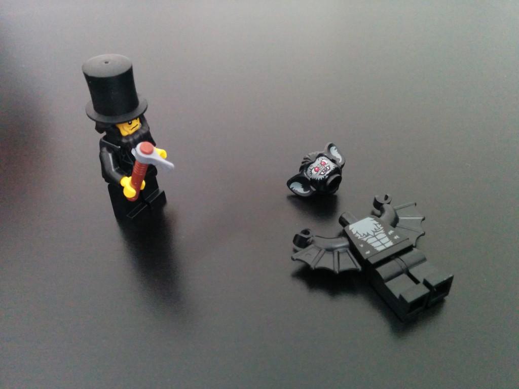 Lego Abraham Lincoln: Vampire Hunter